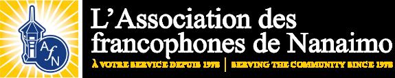 L'Association des francophones de Nanaimo Logo